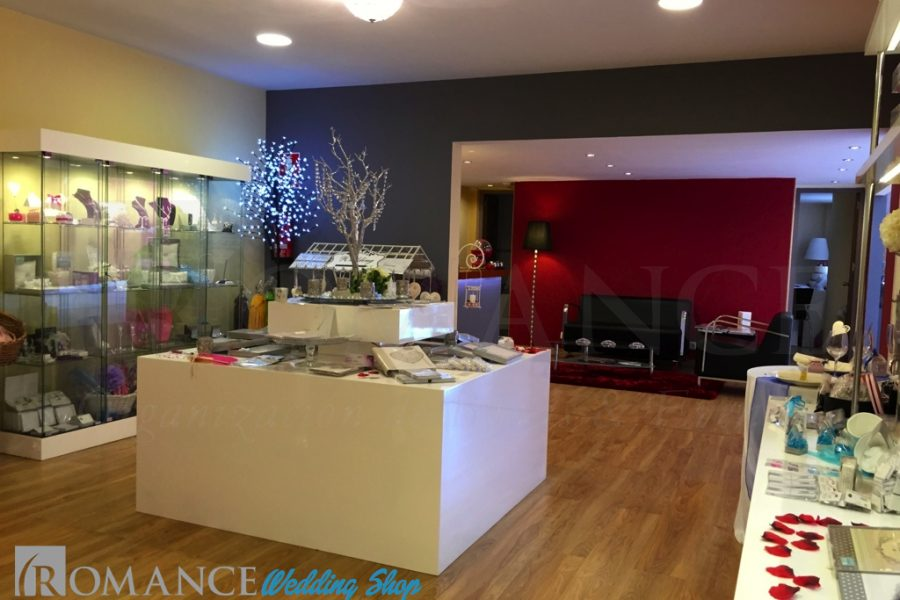 ROMANCE Wedding Shop in Marbella