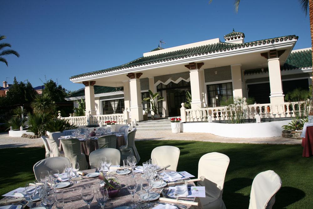 Jardines y Villas